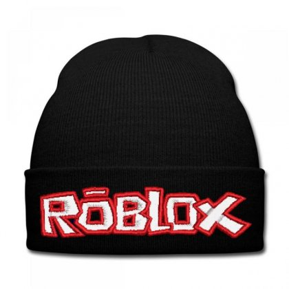 Roblox Embroidered Knit Cap Designed By Madhatter