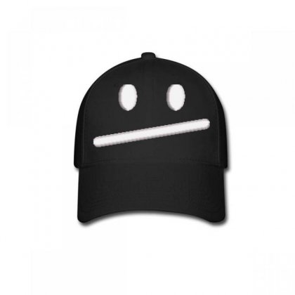 Serıous Embroidered Baseball Cap Designed By Madhatter