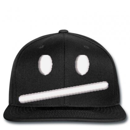 Serıous Embroidered Snapback Designed By Madhatter