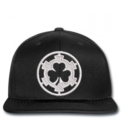 Maple Embroidered Snapback Designed By Madhatter