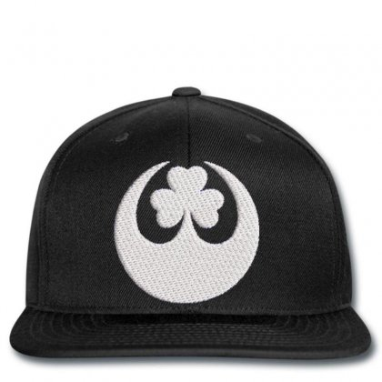 Cute  Maple Embroidered Snapback Designed By Madhatter