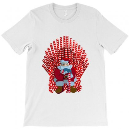Christmas Is Coming T-shirt Designed By Willo