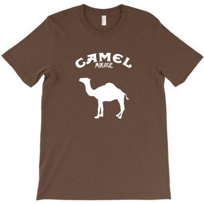 Camel Mirage Band T-shirt Designed By Devanojohnsantos