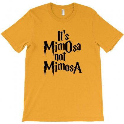 It's Mimosa Not Mimosa T-shirt Designed By Devanojohnsantos