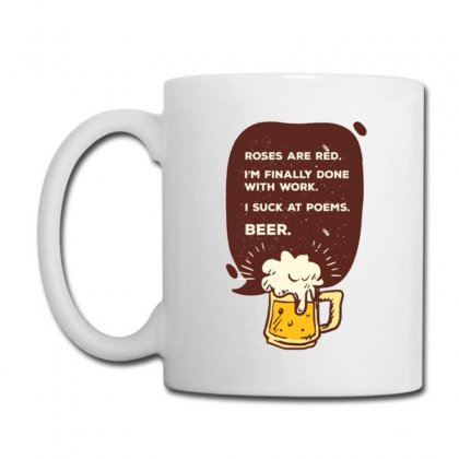 Beer Poem Coffee Mug Designed By Daraart