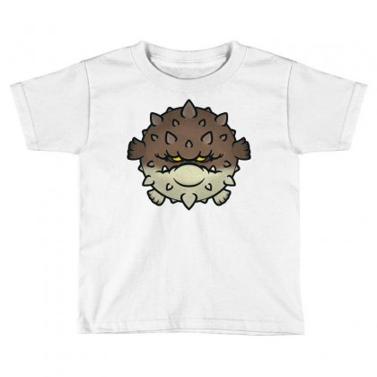 Blowfish Toddler T-shirt Designed By Daraart