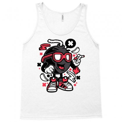 Bomb Tank Top Designed By Daraart