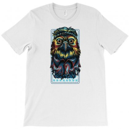 Colorful Eagle T-shirt Designed By Daraart