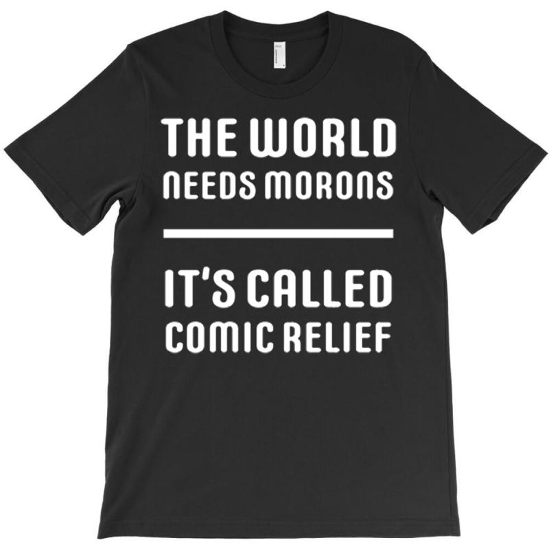Comic Relief T-shirt | Artistshot