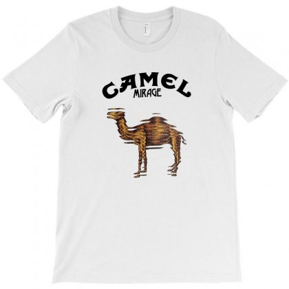 Camel Mirage Band T-shirt Designed By Michelziud