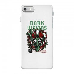 dark visions light iPhone 7 Case | Artistshot