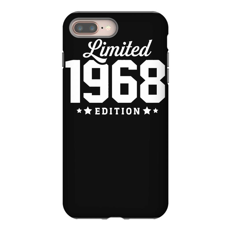 Limited Edition 1968 Funny Iphone 8 Plus Case | Artistshot