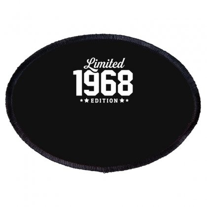 Limited Edition 1968 Funny Oval Patch Designed By Erryshop