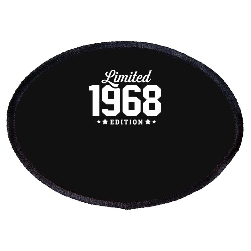 Limited Edition 1968 Funny Oval Patch | Artistshot