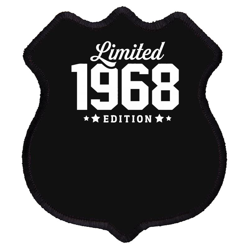 Limited Edition 1968 Funny Shield Patch | Artistshot