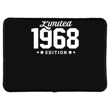 Limited Edition 1968 Funny Rectangle Patch Designed By Erryshop