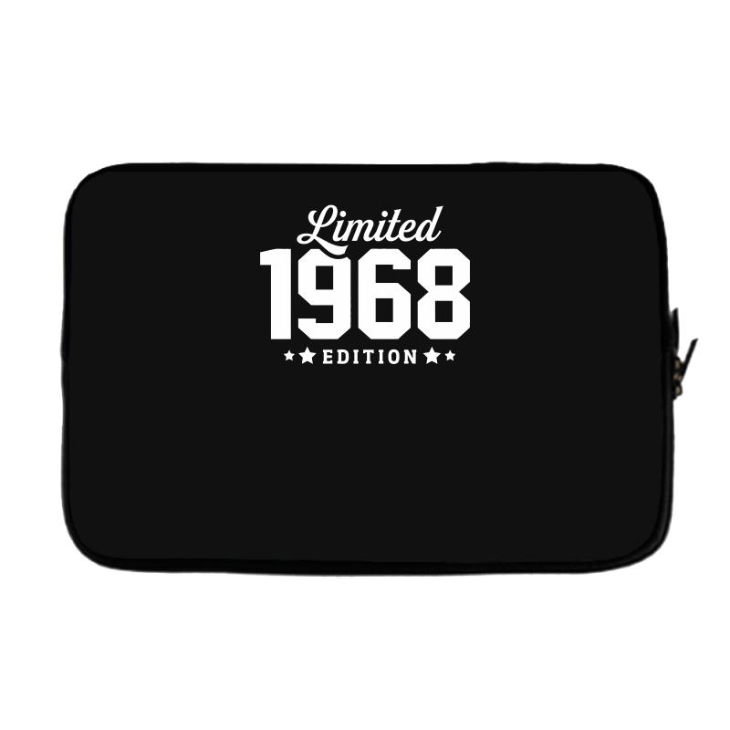 Limited Edition 1968 Funny Laptop Sleeve | Artistshot