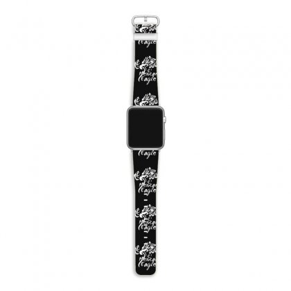 Mexican Eagle Funny Apple Watch Band Designed By Erryshop