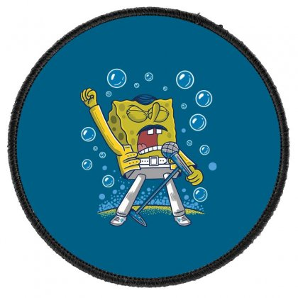 Freddy Songe Round Patch Designed By Disgus_thing