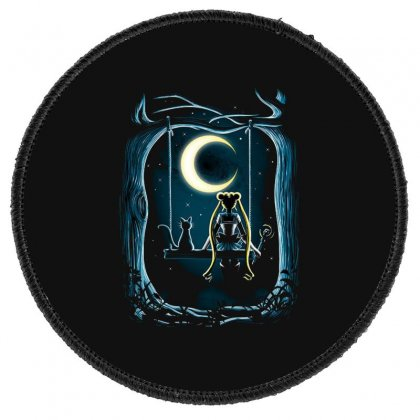 Sailor Moon Round Patch Designed By Disgus_thing