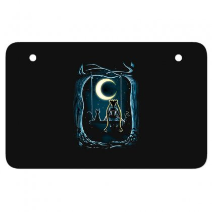Sailor Moon Atv License Plate Designed By Disgus_thing