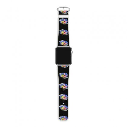 Sponge Apple Watch Band Designed By Disgus_thing