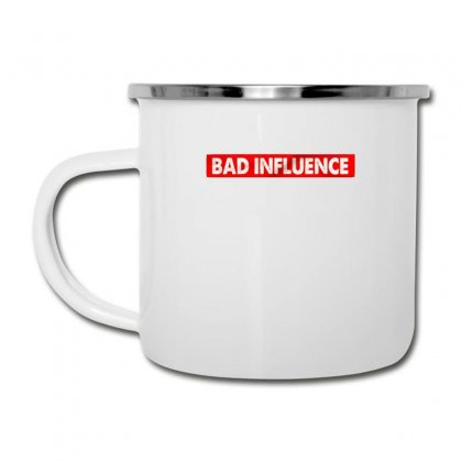Bad Influence Camper Cup Designed By Disgus_thing