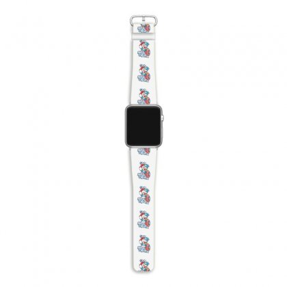 Captain Apple Watch Band Designed By Disgus_thing