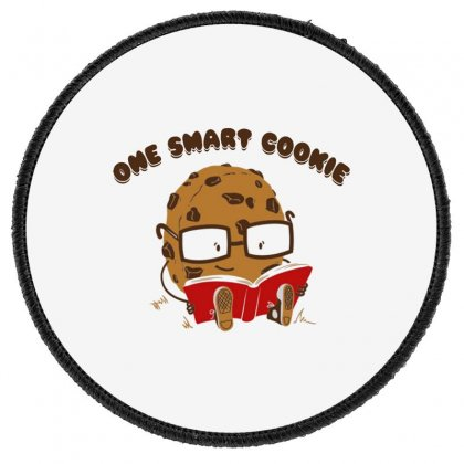 Cookie Round Patch Designed By Disgus_thing