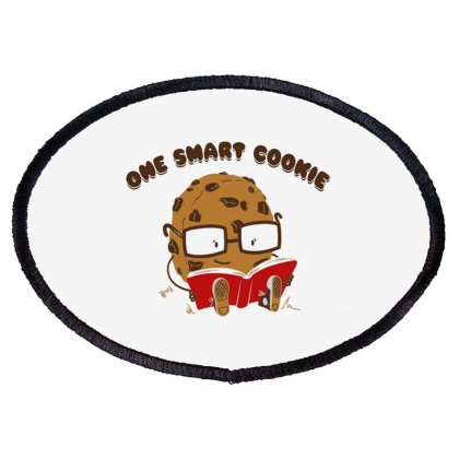 Cookie Oval Patch Designed By Disgus_thing
