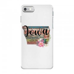 iowa in my soul iPhone 7 Case | Artistshot