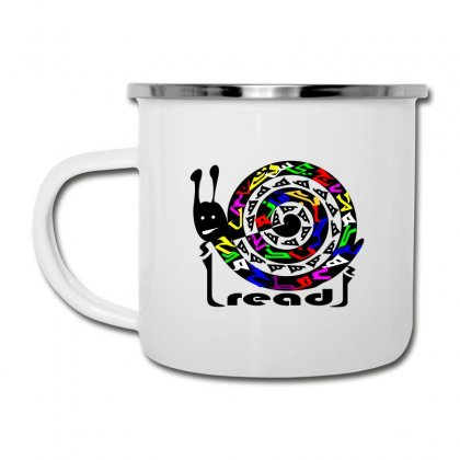 Escargot Camper Cup Designed By Nowlam