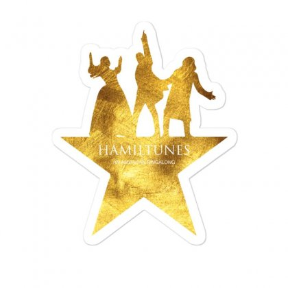 Hamiltunes An American Sing A Long Sticker Designed By Hasret