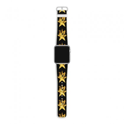 Hamiltunes An American Sing A Long Apple Watch Band Designed By Hasret