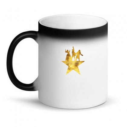 Hamiltunes An American Sing A Long Magic Mug Designed By Hasret