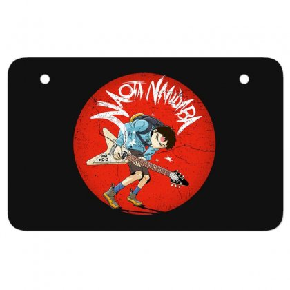 Naota Atv License Plate Designed By Disgus_thing