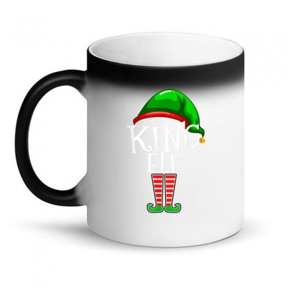 The King Elf Family Matching Group Christmas Gift Men Dad T Shirt Magic Mug Designed By Cuser1744