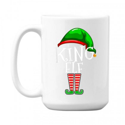The King Elf Family Matching Group Christmas Gift Men Dad T Shirt 15 Oz Coffe Mug Designed By Cuser1744