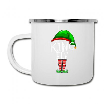 The King Elf Family Matching Group Christmas Gift Men Dad T Shirt Camper Cup Designed By Cuser1744