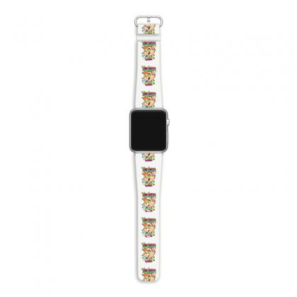 Techno Cat Apple Watch Band Designed By Disgus_thing