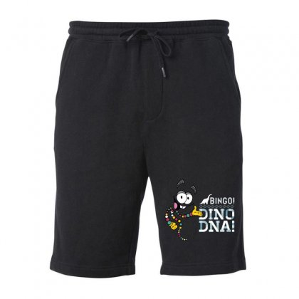 Funny Jurassic Bingo Fleece Short Designed By Mirazjason