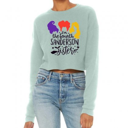 Fourth Sanderson Sister Cropped Sweater Designed By Mirazjason