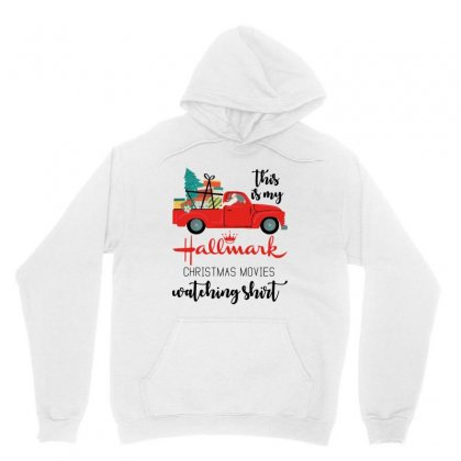 This Is My Hallmark Christmas Movies Watching Shirt Unisex Hoodie Designed By Mirazjason