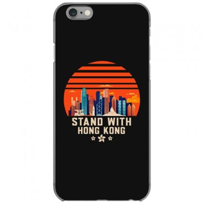 Stand With Hong Kong Iphone 6/6s Case Designed By Mirazjason