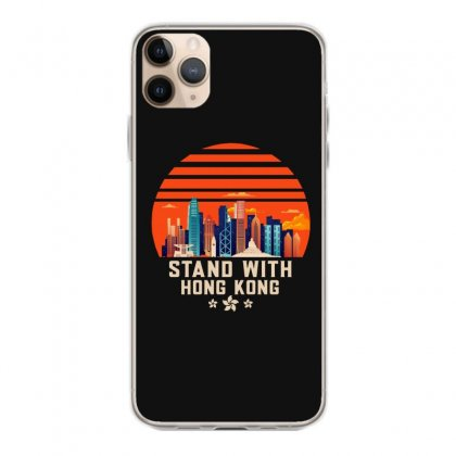 Stand With Hong Kong Iphone 11 Pro Max Case Designed By Mirazjason