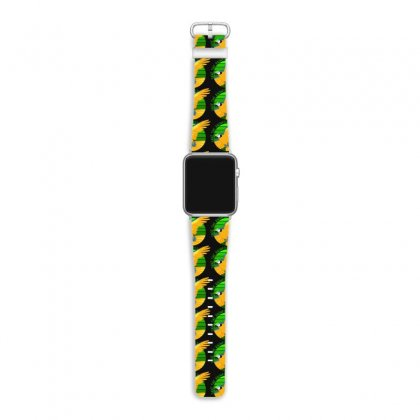 Save The Rainforest Apple Watch Band Designed By Mirazjason