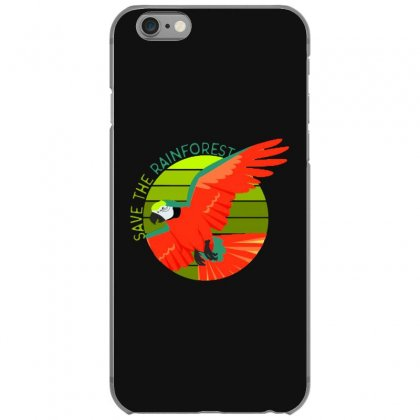 Save The Rainforest Iphone 6/6s Case Designed By Mirazjason