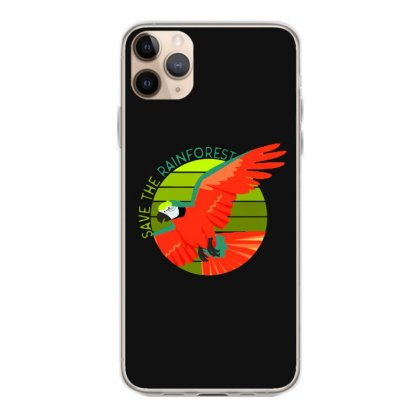 Save The Rainforest Iphone 11 Pro Max Case Designed By Mirazjason