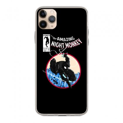 Amazing Night Spider Iphone 11 Pro Max Case Designed By Mirazjason