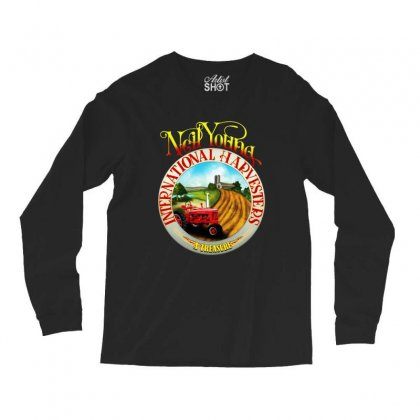 Neil Young Harvesters Long Sleeve Shirts Designed By Mirazjason